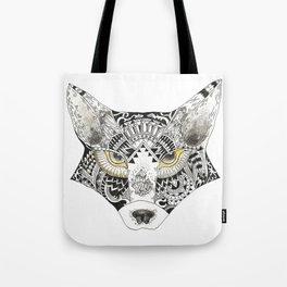 Mr. Foxie Tote Bag