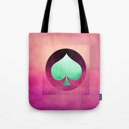 Ace of Spades IV Tote Bag