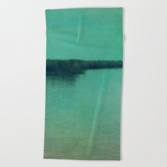 Sea and Sky Beach Towel