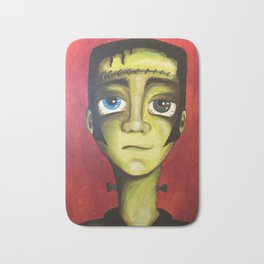 Young Frankenstein Bath Mat