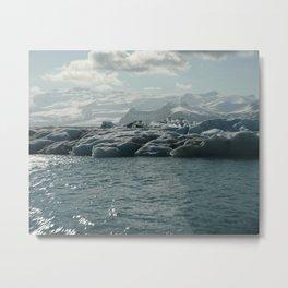 sparkling ice Metal Print