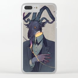 Daddy Clear iPhone Case
