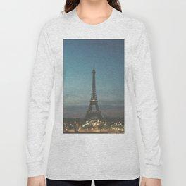 EIFFEL - TOWER - CITY OF PARIS Long Sleeve T-shirt