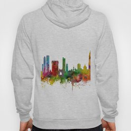 Mumbai Skyline India Bombay Hoody