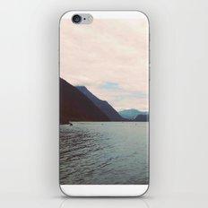 Alouette Lake iPhone Skin
