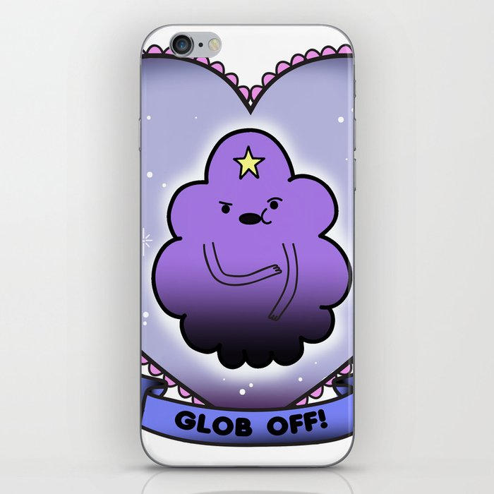 Glob Off iPhone Skin