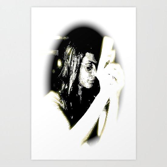 9mm Art Print