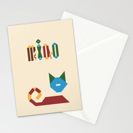 miao Stationery Cards