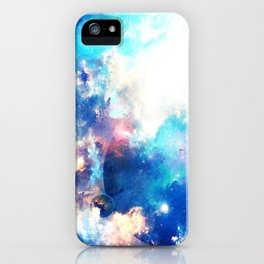 Space Eater iPhone Case