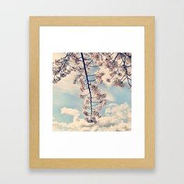Spring Arrives Framed Art Print