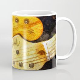 YinYang Strat Coffee Mug