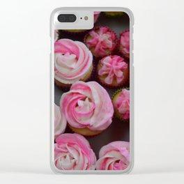 Kuchen Clear iPhone Case