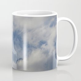 Pareidolia - Magic in the Clouds Coffee Mug