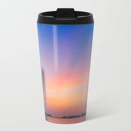 Jeddah Fountain Travel Mug