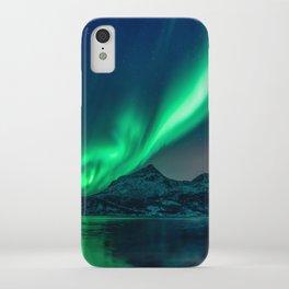 Aurora Borealis (Northern Lights) iPhone Case