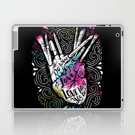 A Heart For Art Laptop & iPad Skin