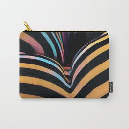 2026s-AK Striped Body Curves by Chris Maher Carry-All Pouch