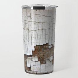 Old Paint Texture Travel Mug