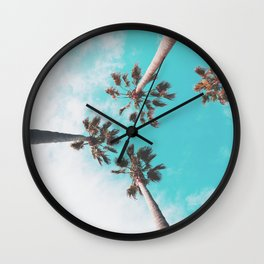 Cali Dreamin' Wall Clock