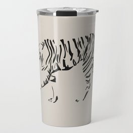 On Patrol Travel Mug