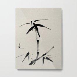 Zen Alpha 4 Metal Print