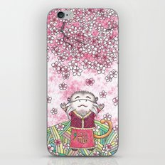 There is spring in my heart iPhone & iPod Skin