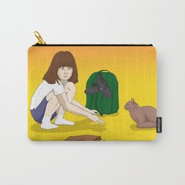 Old friend, I have a gift for you Carry-All Pouch