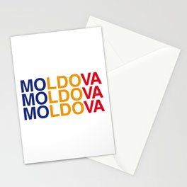 MOLDOVA Stationery Cards