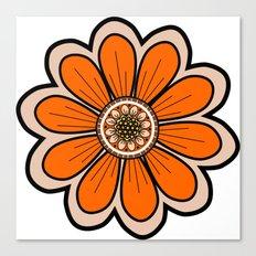 Flower 02 Canvas Print