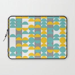 60s pattern 02 Laptop Sleeve
