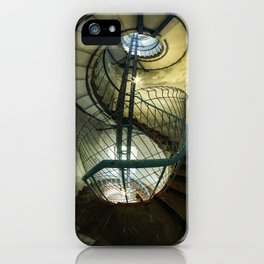 Inside the old lighthouse iPhone Case
