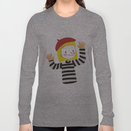 Le Mime Long Sleeve T-shirt