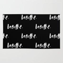 Just Breathe Rug