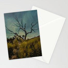 salvaje oeste Stationery Cards
