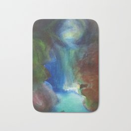 The Kissing Cave Bath Mat