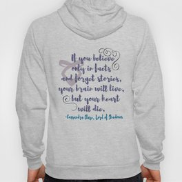STORIES | CASSANDRA CLARE, LORD OF SHADOWS Hoody