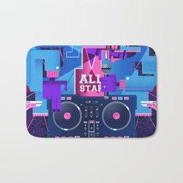 ALL STAR Bath Mat