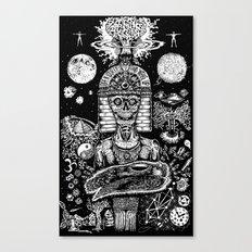 Awakening in Union Canvas Print