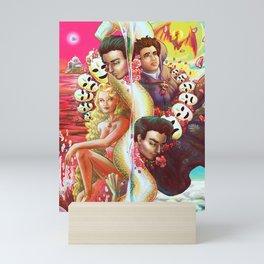 Book Cover Wrong Servant Mini Art Print