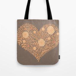 HEART ABSTRACT Tote Bag