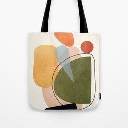 Abstract Shapes 17 Tote Bag