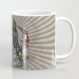 Royal Stain Buddha Vibes - Earth Coffee Mug