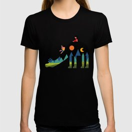 Up And Down T-shirt