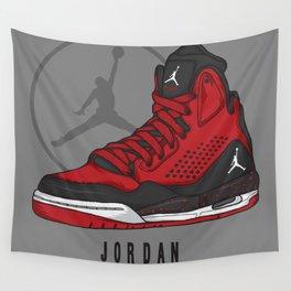 Jordan Flight SC-3 Wall Tapestry