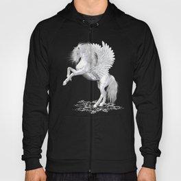 The Pegasus ..  StarFire .. fantasy horse Hoody