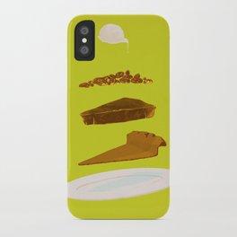 Pecan iPhone Case