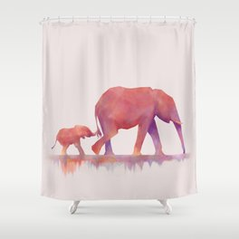 Colors to Life Shower Curtain