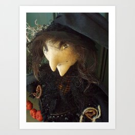 Agatha Witherspoon Art Print