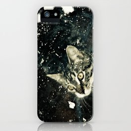 Intrigued  iPhone Case