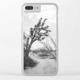 Joshua Tree Sep171 Clear iPhone Case